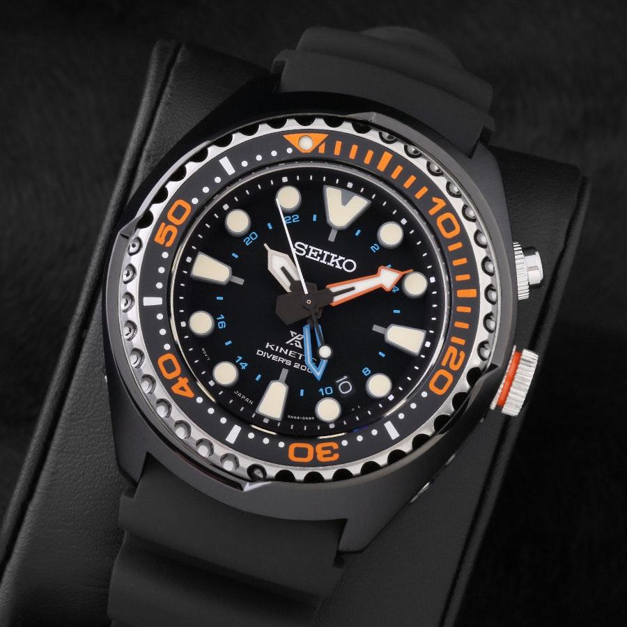 Seiko Prospex Sun Diver Watch