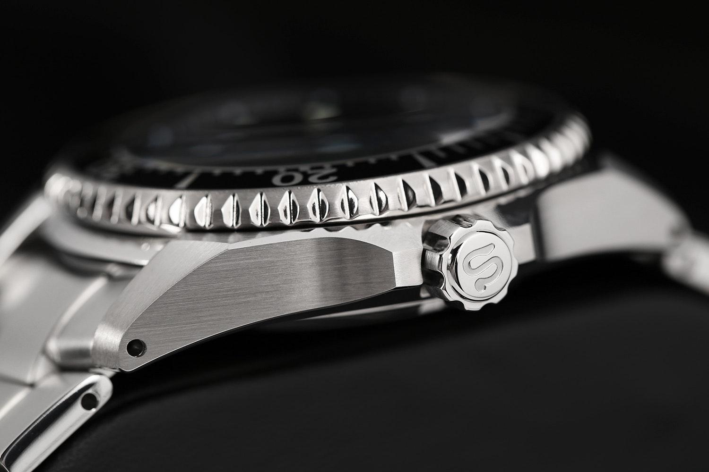 Seiko Shogun Titanium SBDC007 Watch