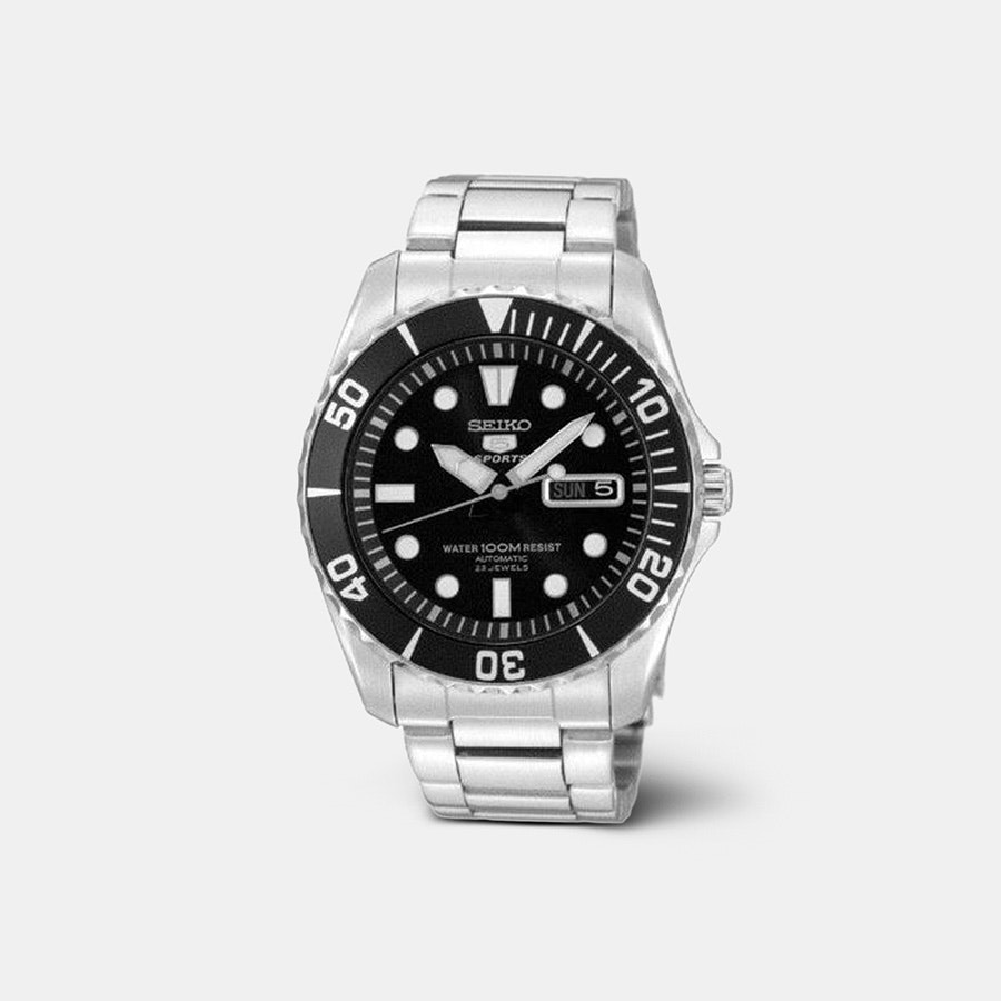 "Seiko ""Sea Urchin"" SNZF Watch"