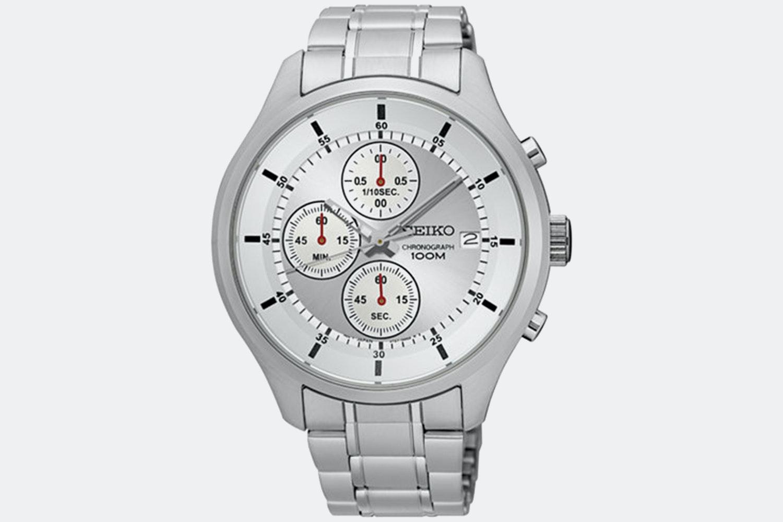 SKS535 | Silver Dial, Stainless Steel Bracelet