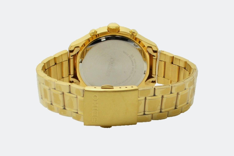 Seiko SKS Chronograph Quartz Watch