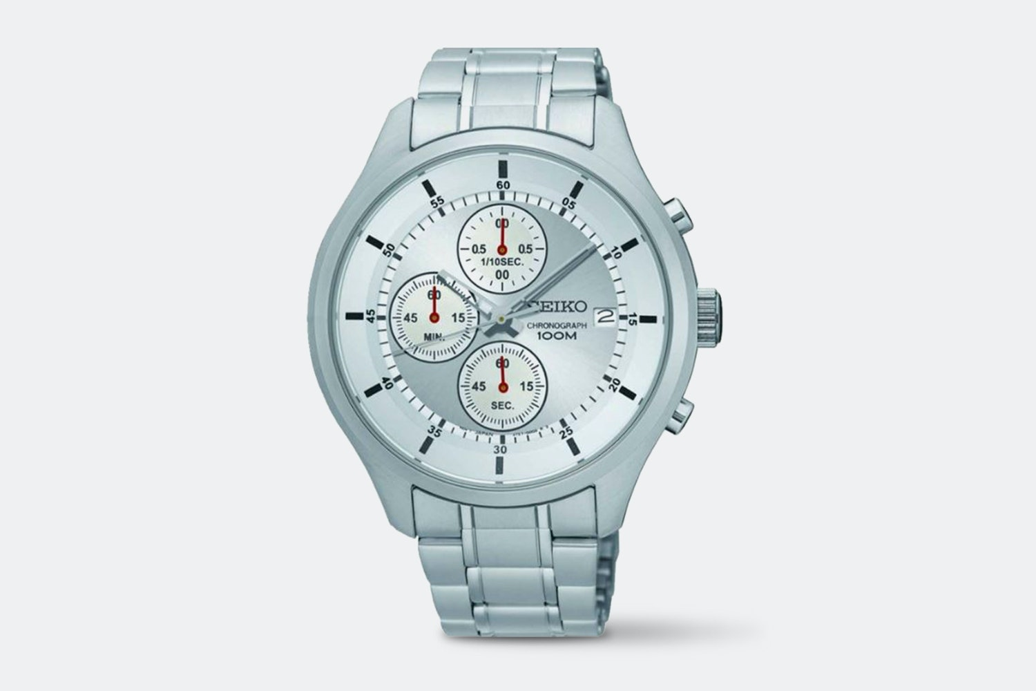 Seiko SKS Chronograph Quartz Watch