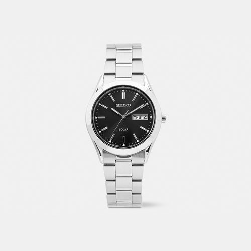 d20974376 Seiko SNE039 Solar Watch | Price & Reviews | Drop (formerly Massdrop)