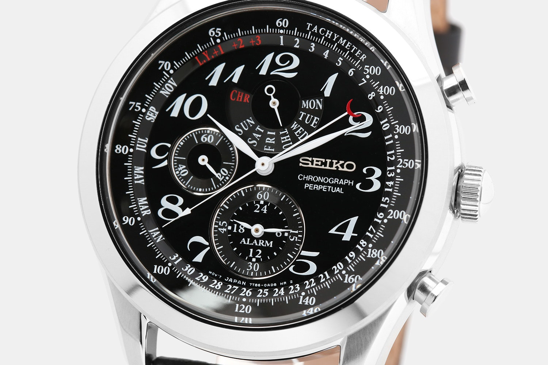 Seiko Neo Classic SPC Quartz Watch