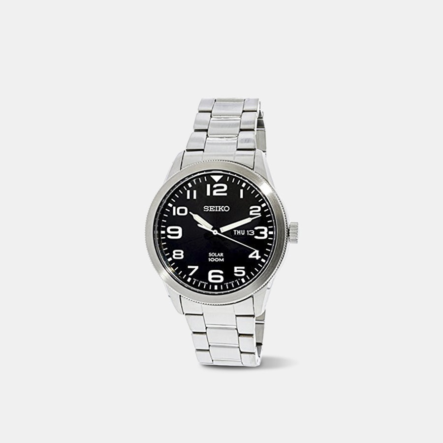 Seiko Sports SNE Solar Watch