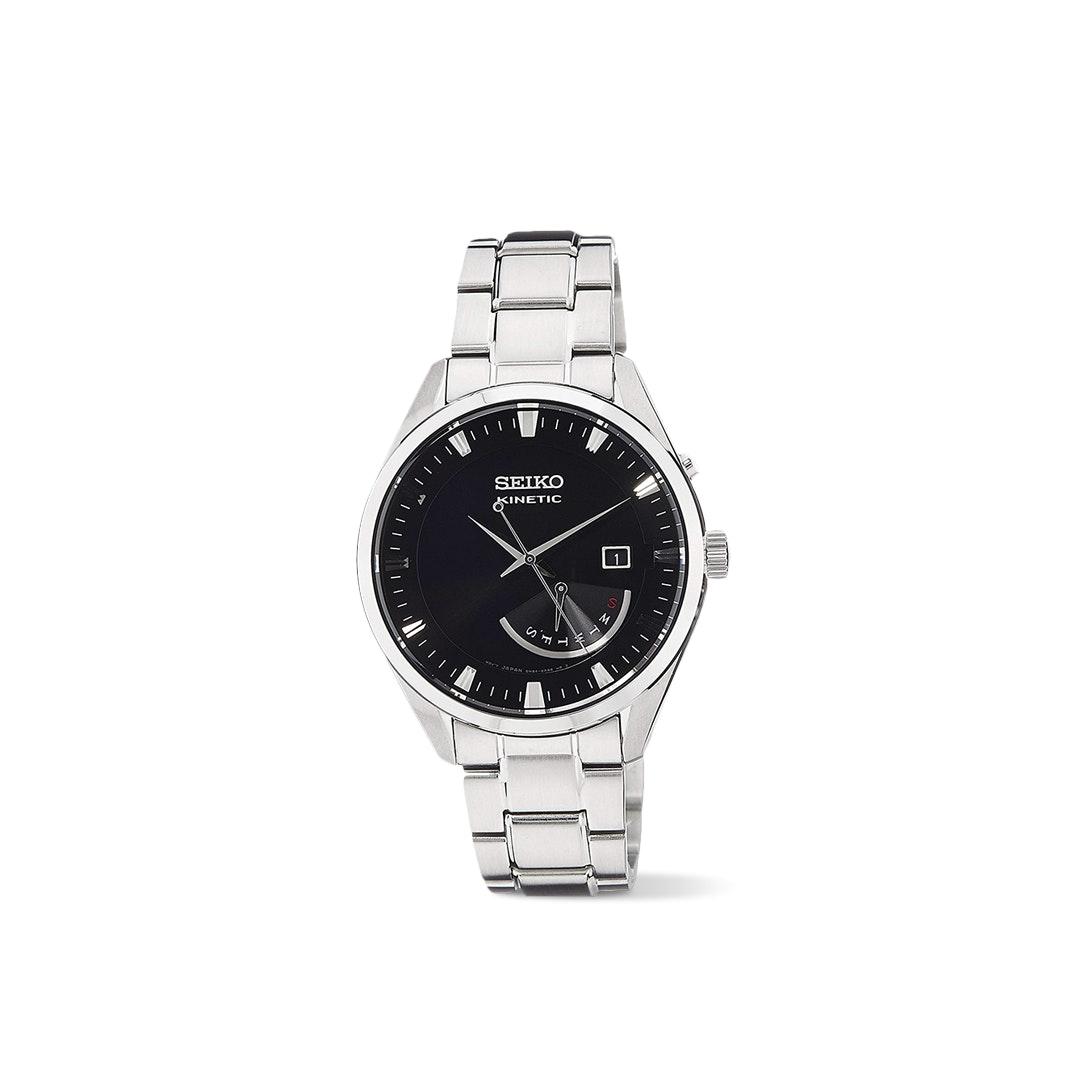 Seiko SRN Kinetic Watch