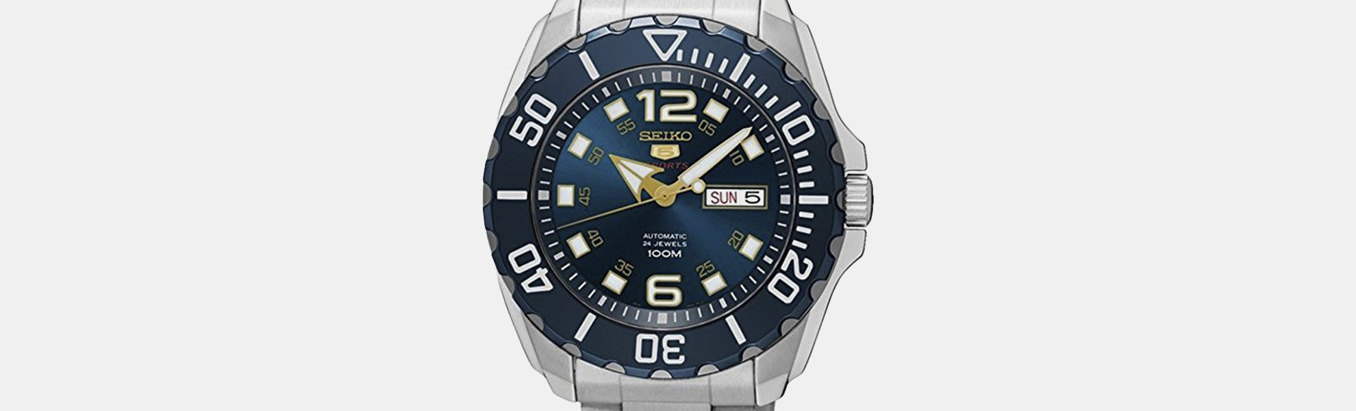 """Seiko SRPB3X """"Baby Monster"""" Automatic Watch"""