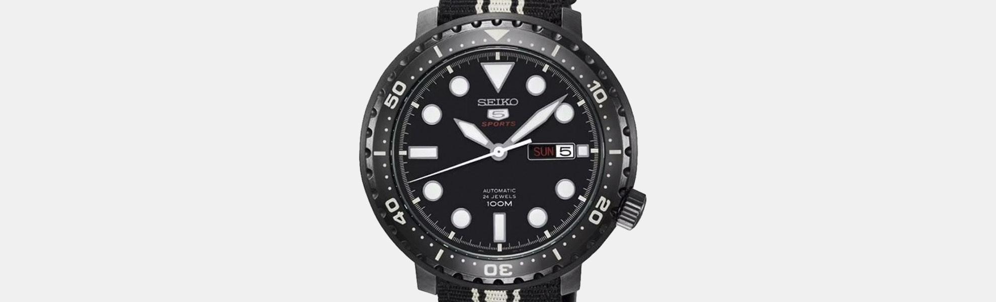 Seiko SRPC6X Automatic Watch