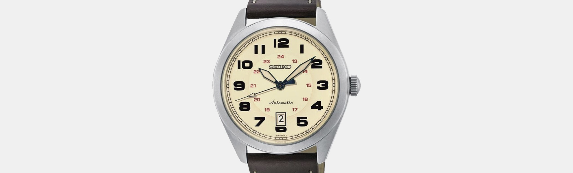 Seiko SRPC8X Automatic Watch