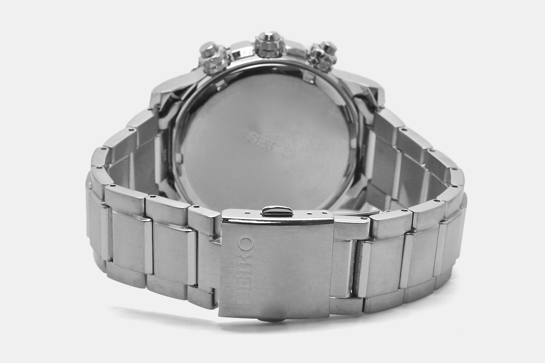 Seiko SSC24X Chronograph Solar Watch
