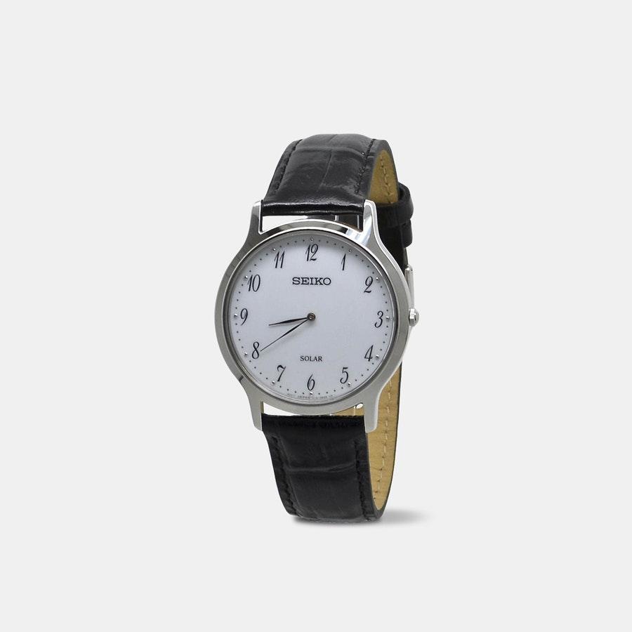 Seiko SUP Solar Watch
