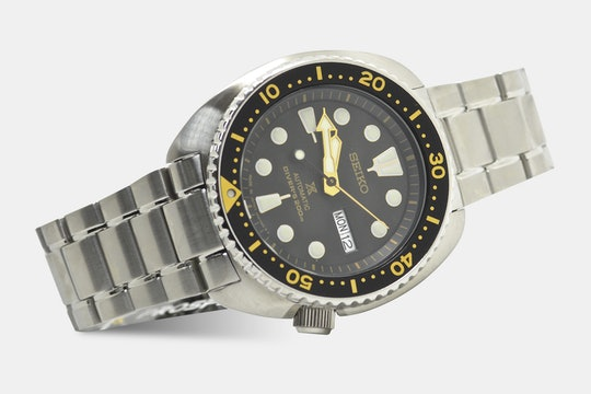 "Seiko ""Turtle"" SRP77X Automatic Watch"