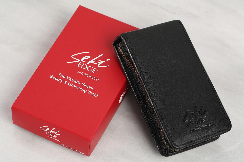 Seki Edge 2-Piece Grooming Kit