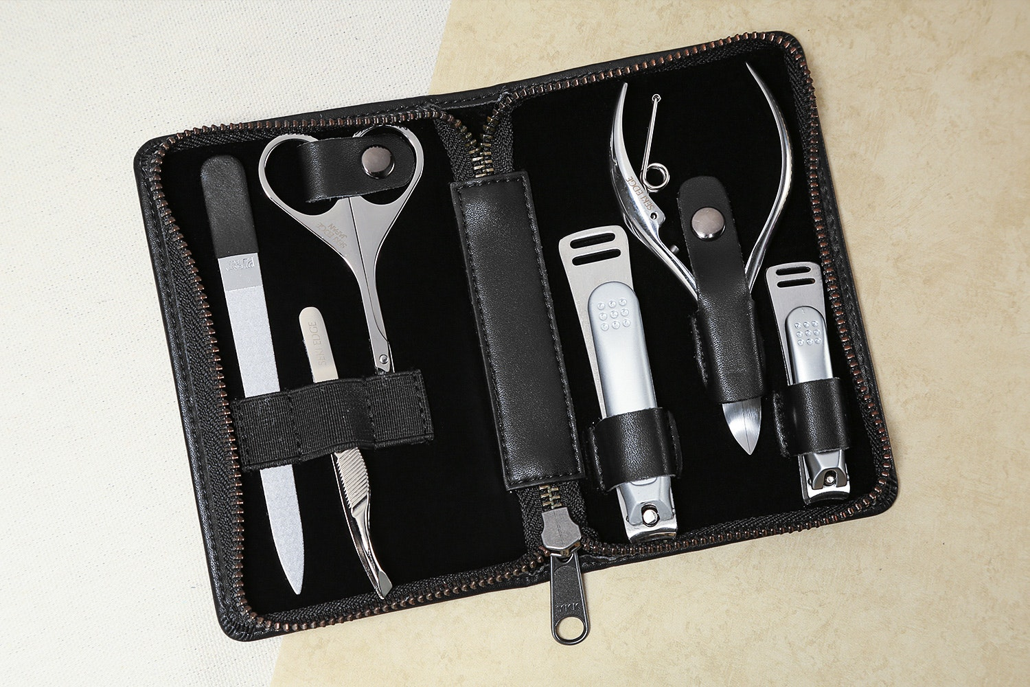 Seki Edge Grooming Kit