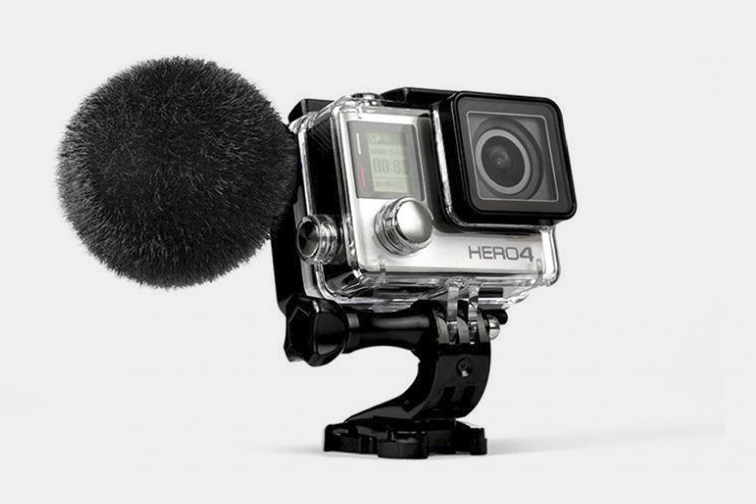 Sennheiser MKE 2 Elements GoPro HERO4 Mic