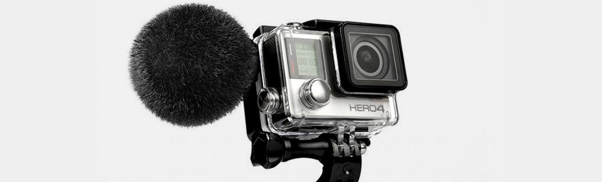 Sennheiser MKE 2 Elements GoPro HERO4 Mic