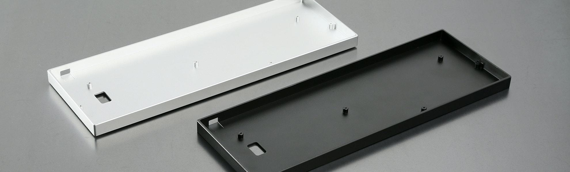Sentraq Aluminum 60% Keyboard Case