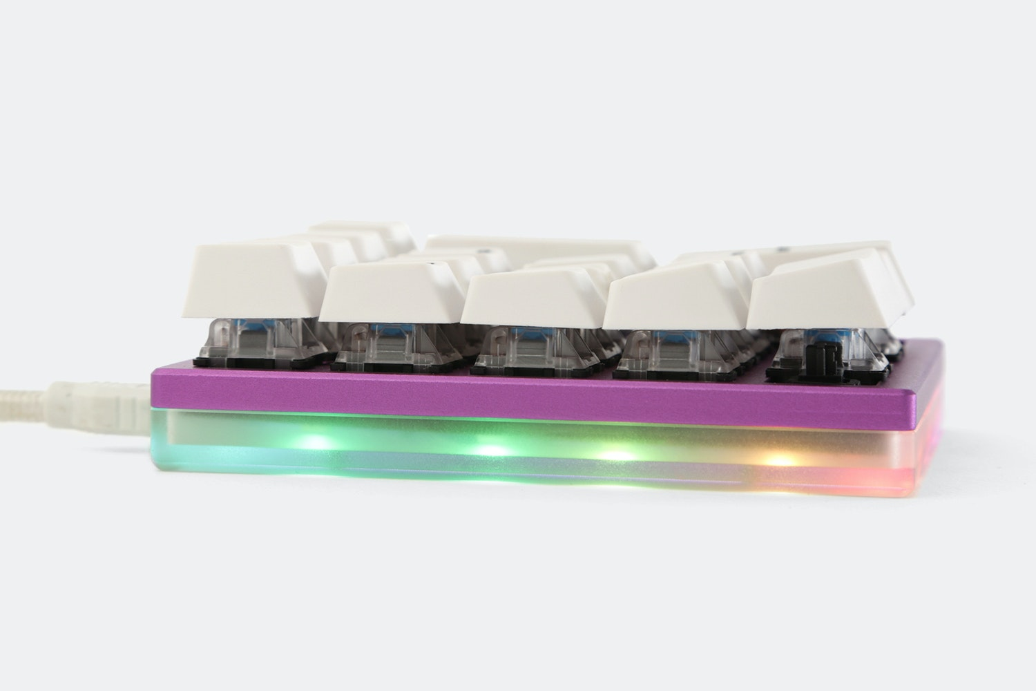 Sentraq Custom DIY RGB Number Pad Kit