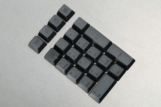 Sentraq Dye-Sub PBT Keycap Set