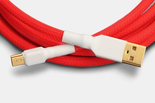 Sentraq Sleeved USB Cables