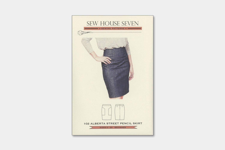 Sew House Seven Garment Patterns (2-Pack)