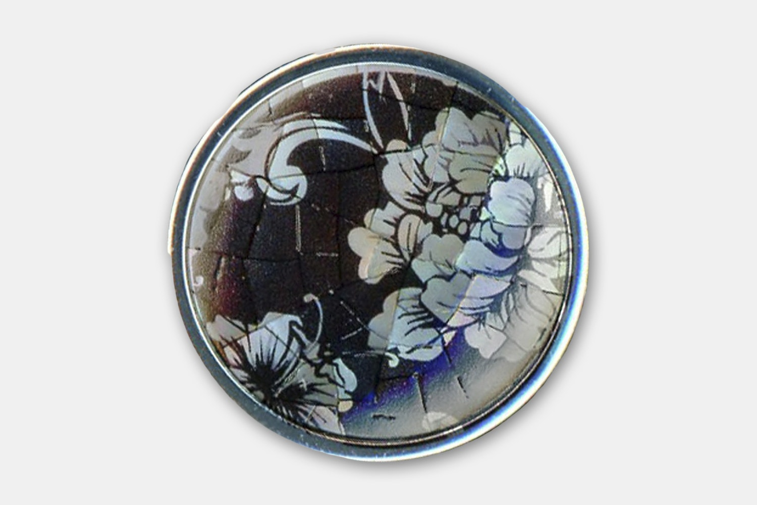 Shell Flower Inlay