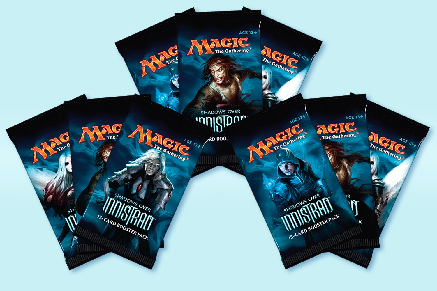 Shadows Over Innistrad Booster (9-Pack)