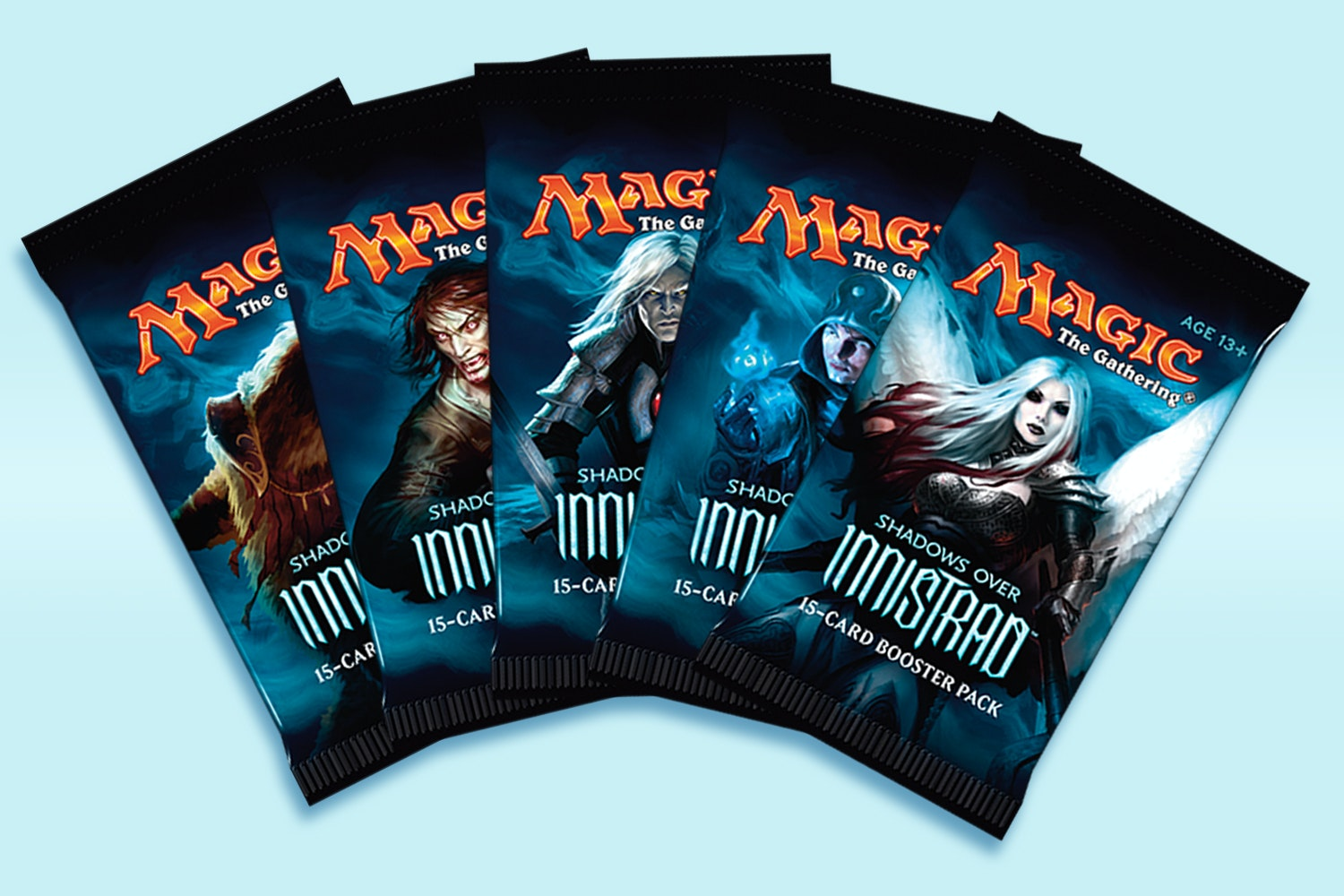 Shadows Over Innistrad Prerelease Kit