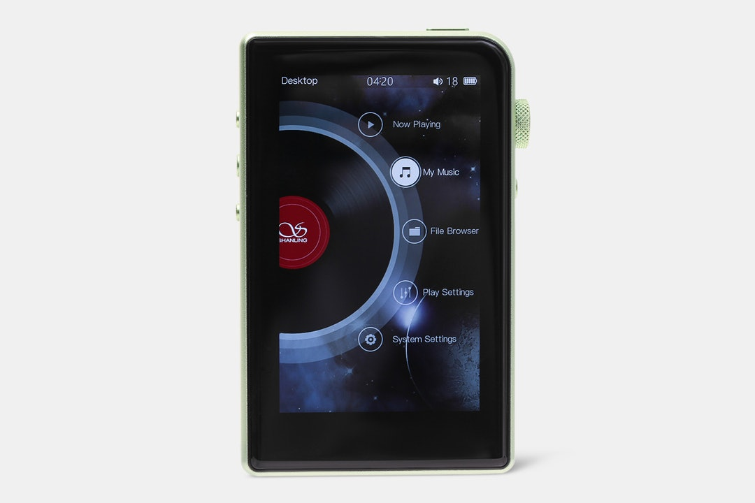 Shanling M2s Digital Audio Player