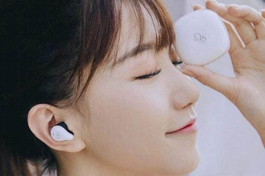 Shanling MTW100 TWS Bluetooth 5.0 IEM