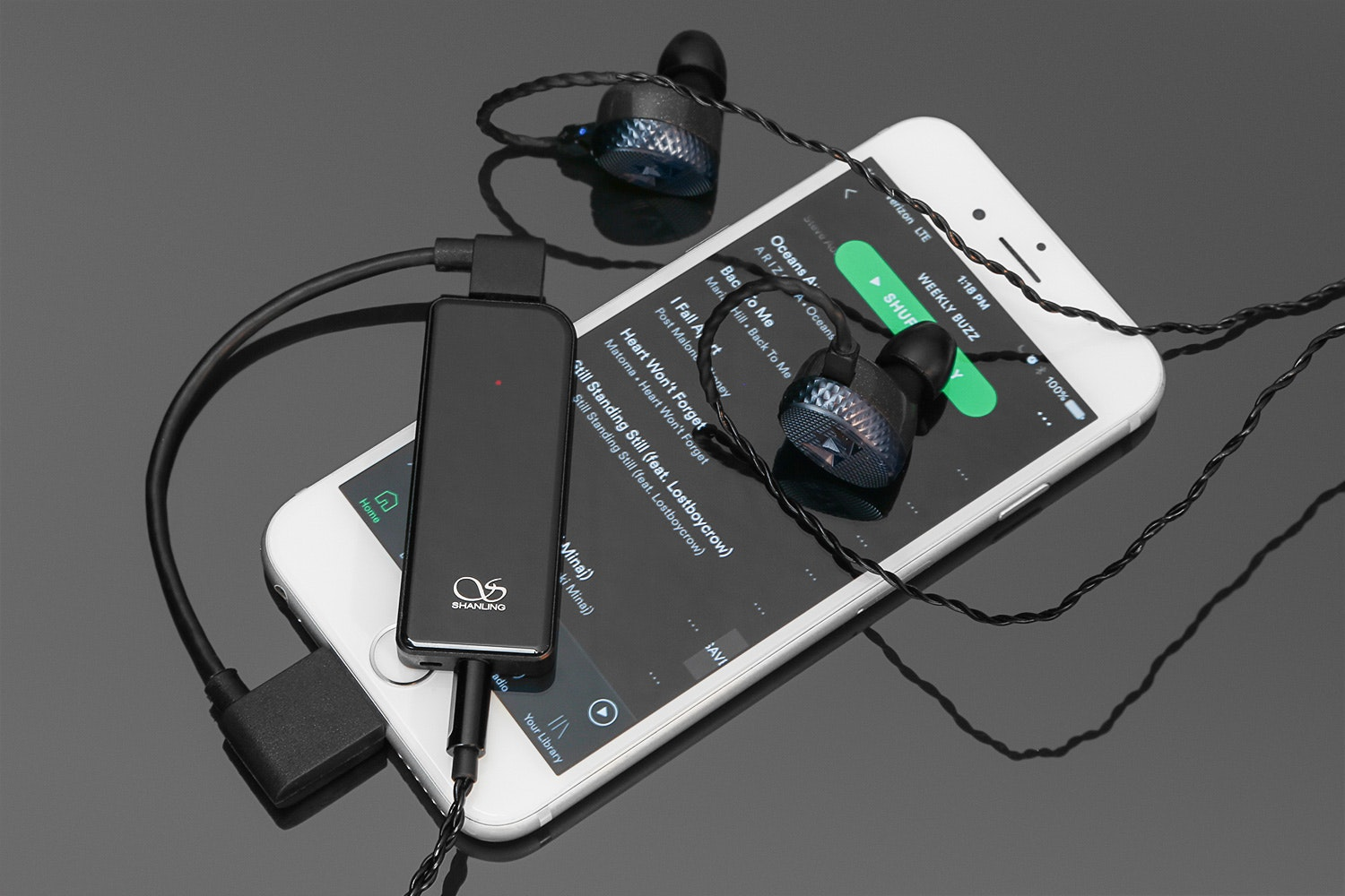 Shanling UP Portable DAC/Amp
