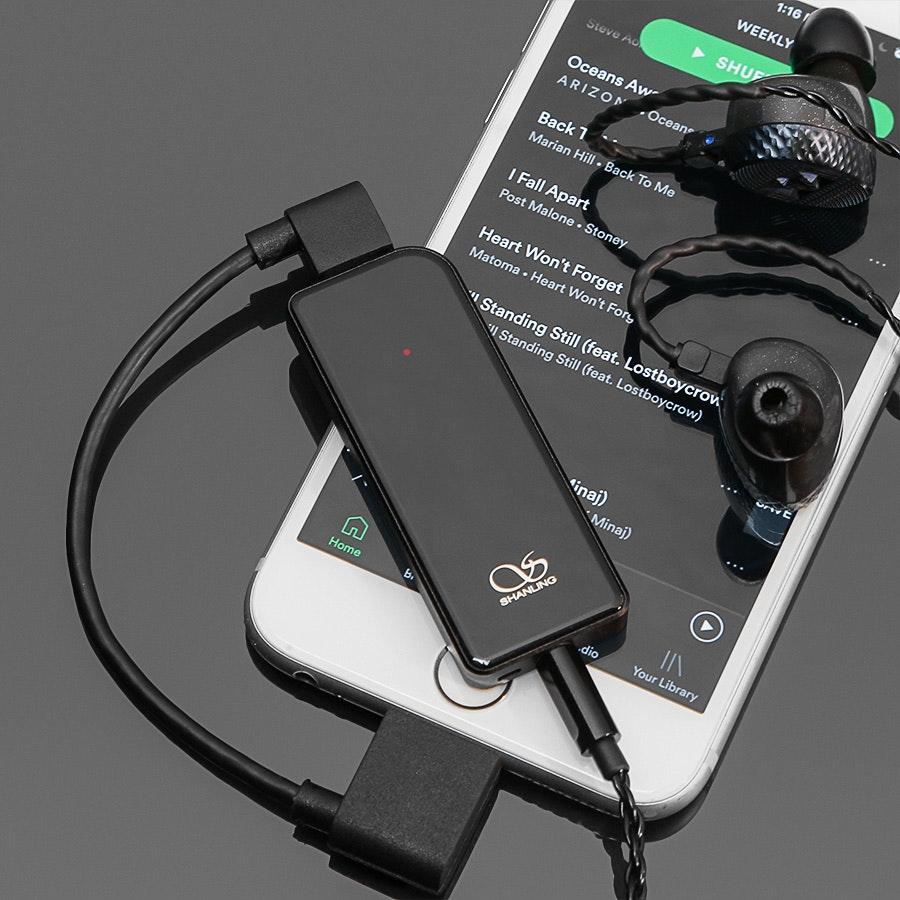 Shanling UP Portable DAC/Amp