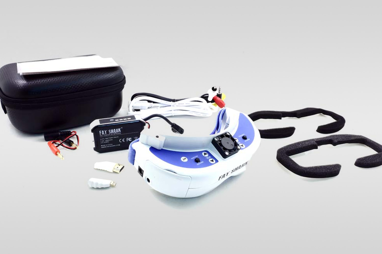 FatShark Dominator V3 goggles (+ $325)