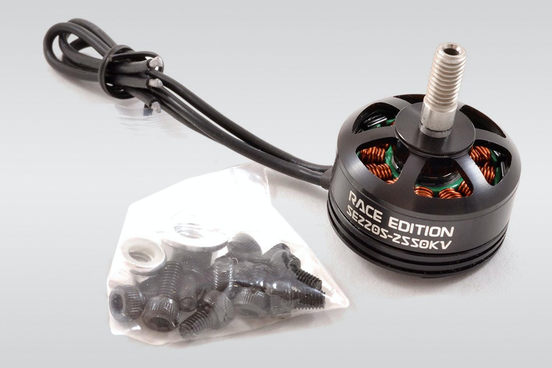 DYS SE2205 2550KV motors x 4