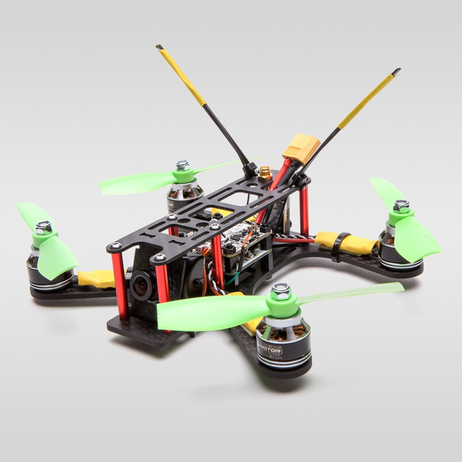 FPV HQ ShenDrones Tweaker 180mm FPV Addiction Kit