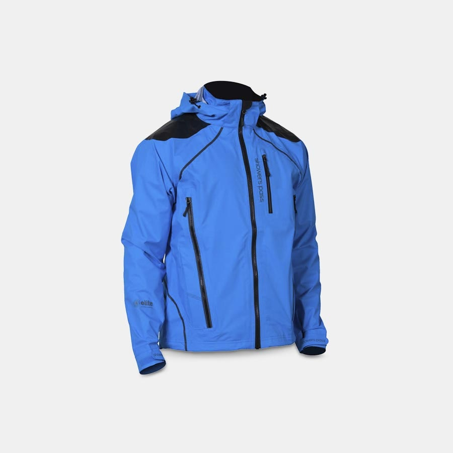 Showers Pass Refuge Jacket & Rogue Hoodie
