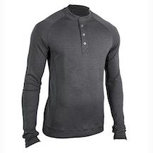 Men's Long Sleeve –Charcoal
