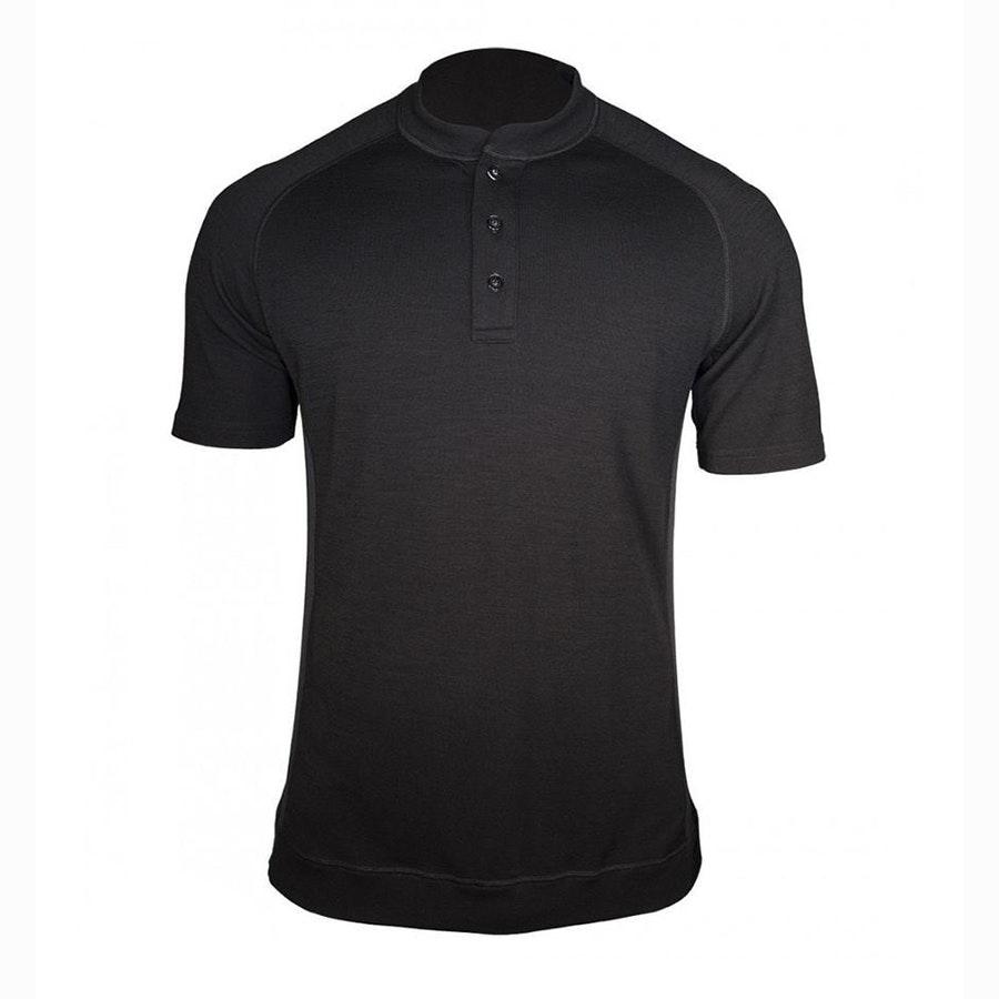Men's Short Sleeve –Black