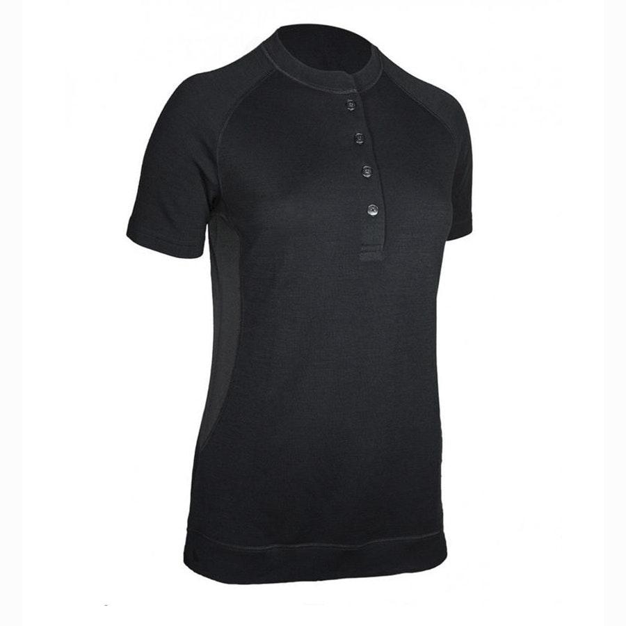 Women's Short Sleeve –Black