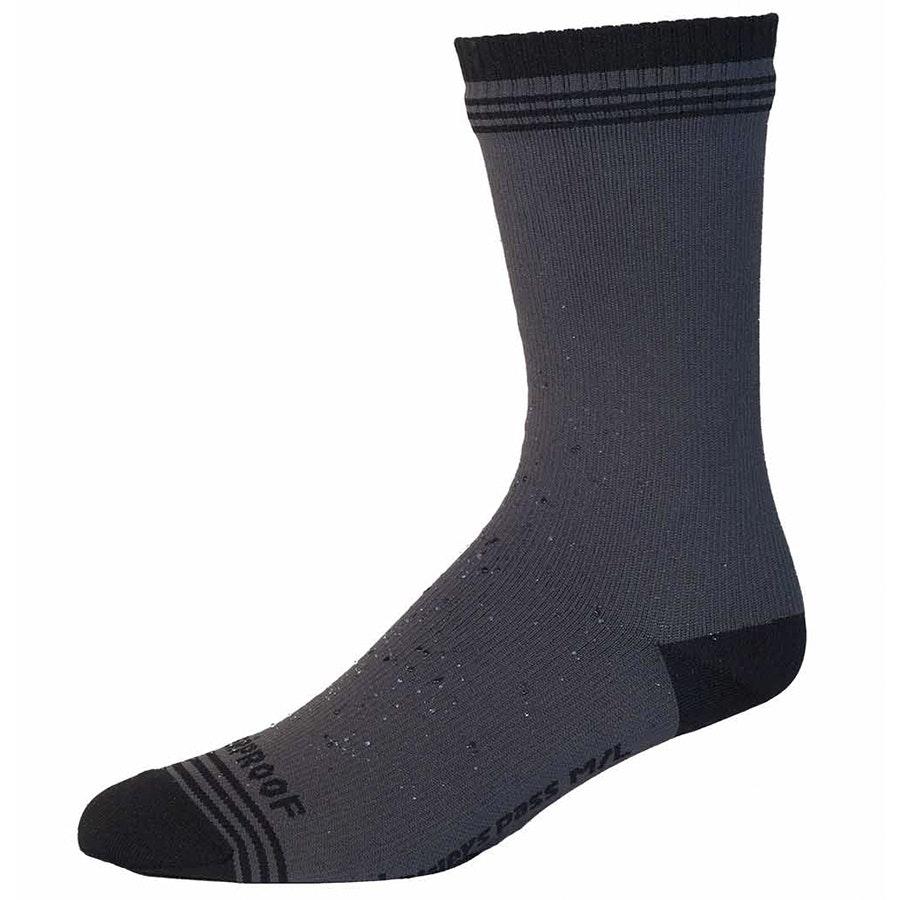 Wool Crew – Gray (+ $1.50)