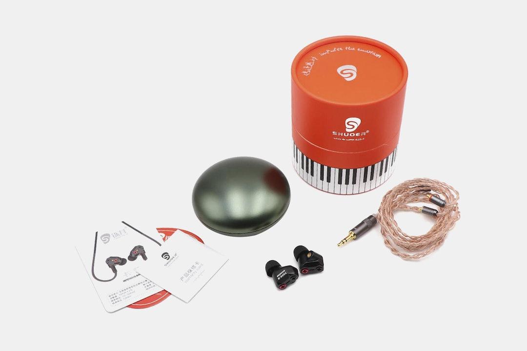 Shuoer Tape Electrostatic IEM