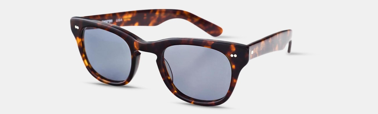 Shuron Sidewinder Sunglasses | Price & Reviews | Massdrop