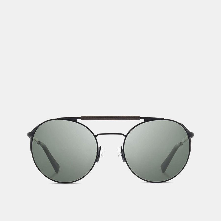Shwood Bandon Polarized Titanium Sunglasses