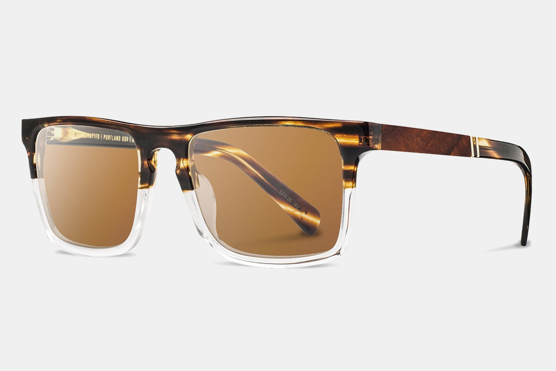 Whiskey Soda Frame w/ Brown Polarized Lenses