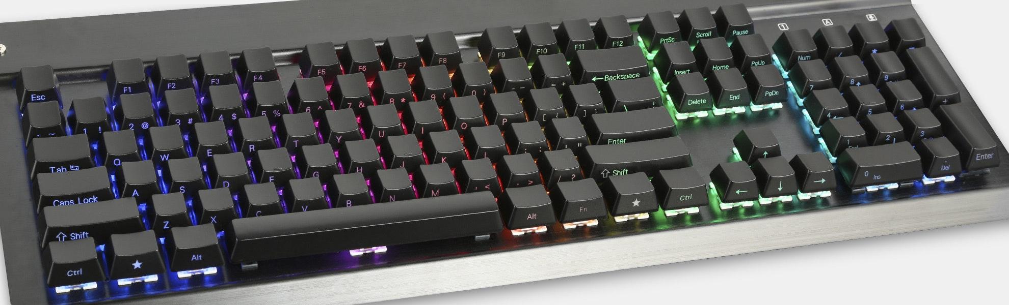 Side-Lit ABS Keycap Set