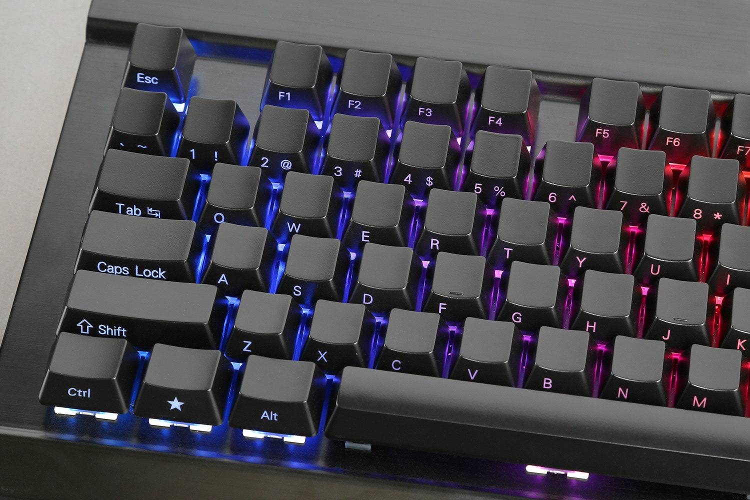 Side-Lit ABS Keycap Set
