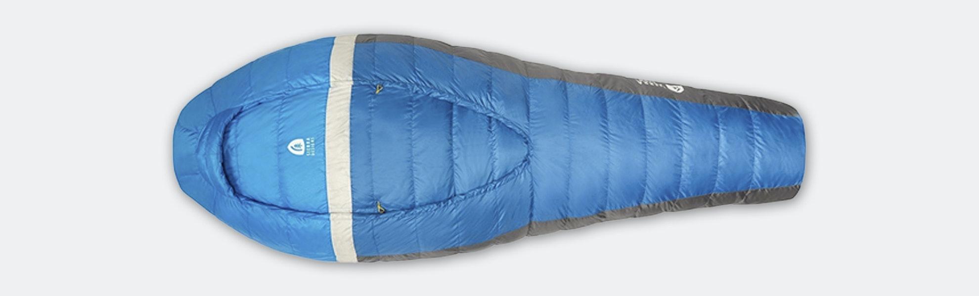 Sierra Designs Backcountry Bed 700fp Sleeping Bags