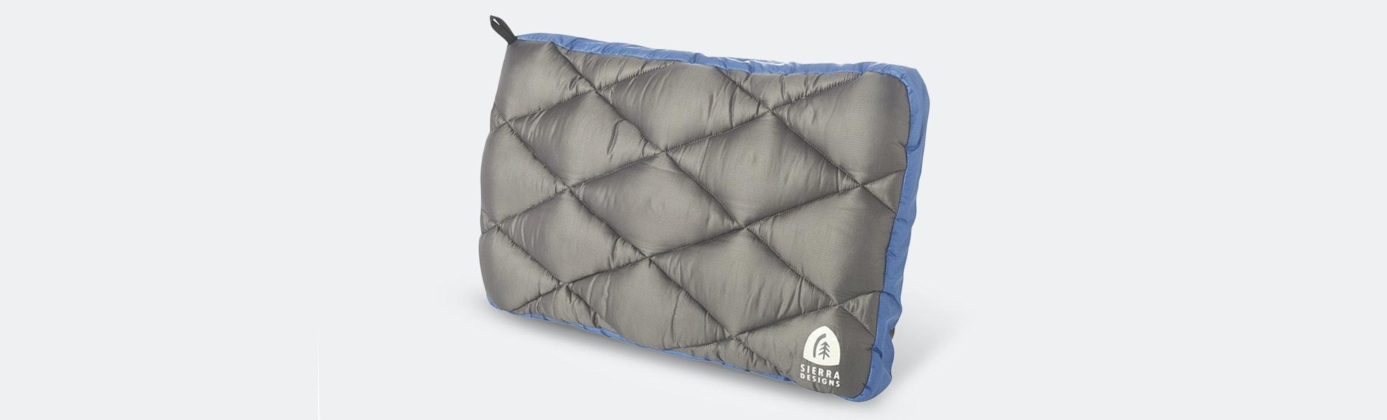 Sierra Designs DriDown Pillow