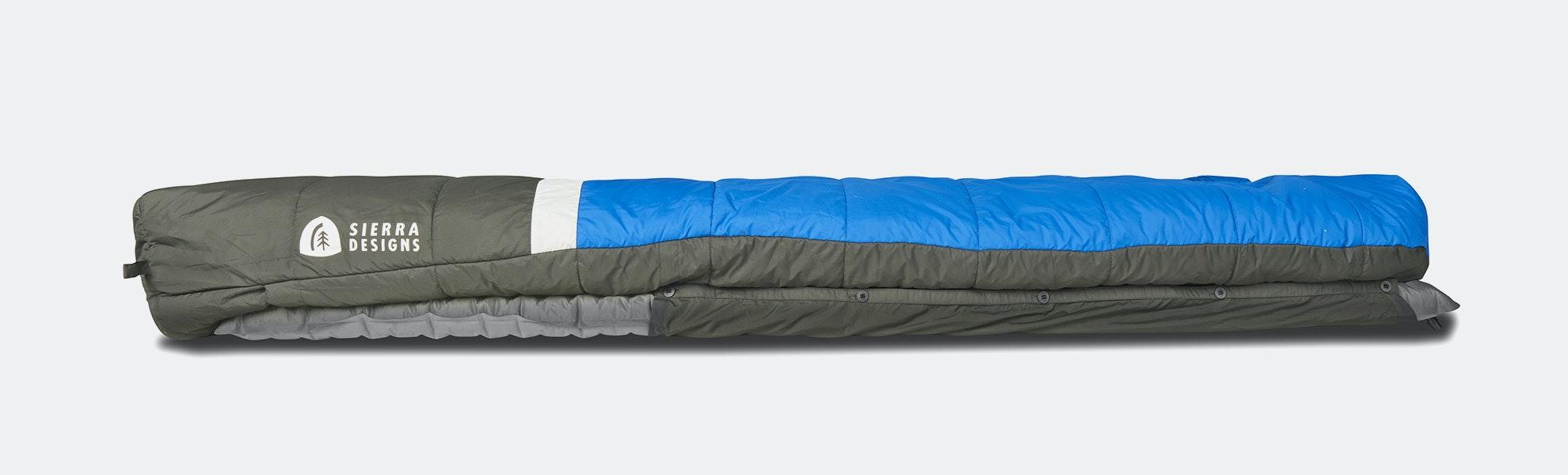 Sierra Designs Frontcountry Bed Sleeping Bag