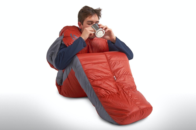 Sierra Designs Mobile Mummy Sleeping Bag